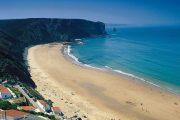 Stranden Praia da Arrifana syd for Aljezur (Foto: Antonio Sacchetti)