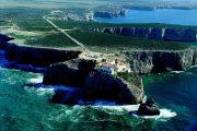 Cabo São Vicente er Europas sydvestligste punkt (Foto: Regiao de Turismo do Algarve)