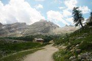 Dolomites of Val Badia