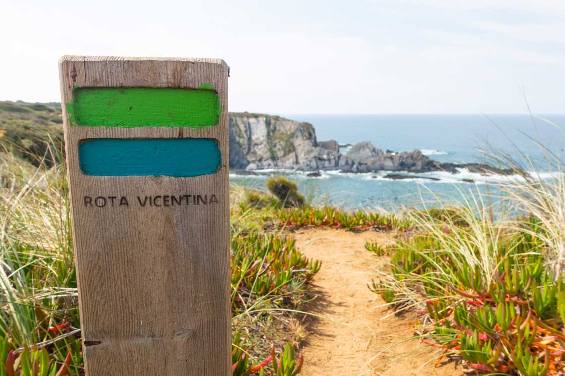 Rota Vicentina - The Fisherman's Trail