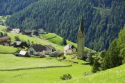 La Valle-Wengen i Val Badia