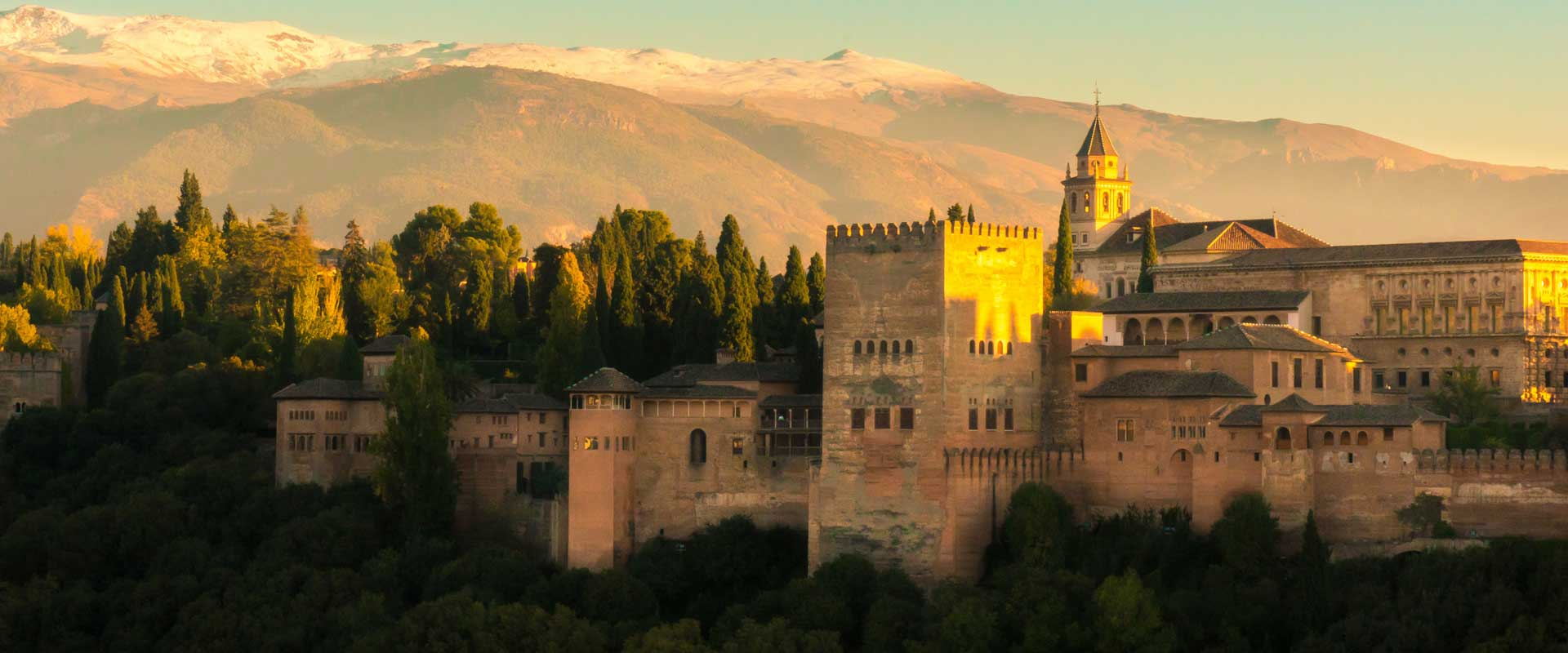 Alpujarras og Granada