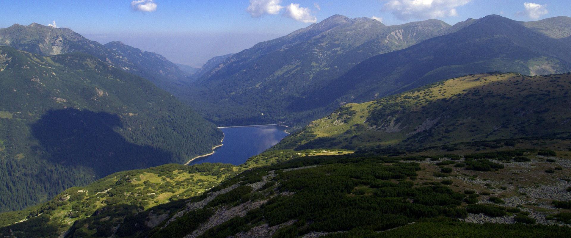 Vandring i Rila- og Pirinbjergene