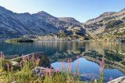 Popovo-søen i Pirin-bjergene