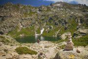 Lac Melo, Restonica Gorge