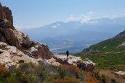 Calvi: Capu di a Venta trail