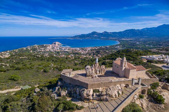 Corsica hiking: mountains & coastal trails