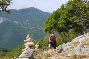 Hiking French Riviera