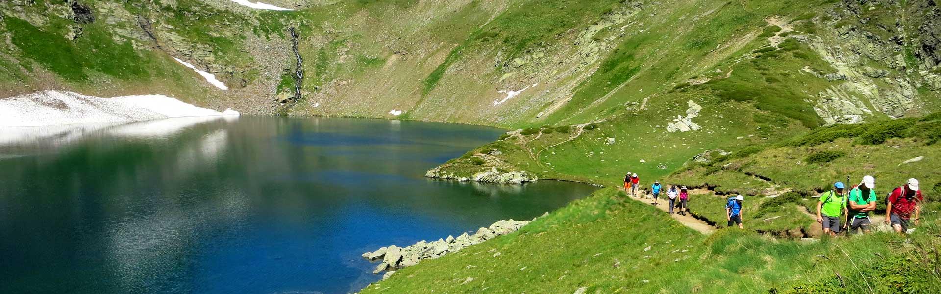 Vandreferie i Bulgarien