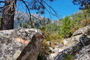 Hiking Tavignano Gorge, Corte, Corsica
