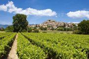 Luberon perched village