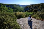 Buoux hiking