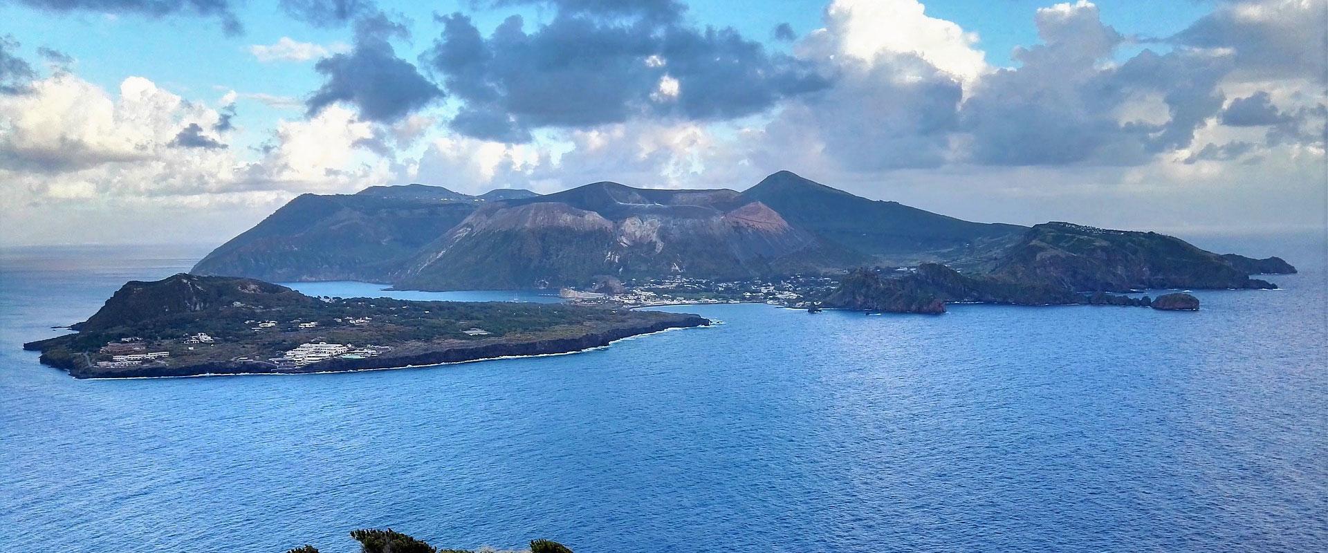 Etna og de Æoliske Øer