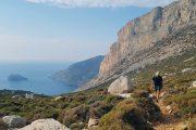 Vandring på Amorgos