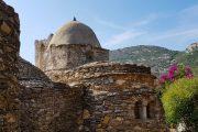 Kirken Panaghia Drossiani er en af de ældste på Naxos