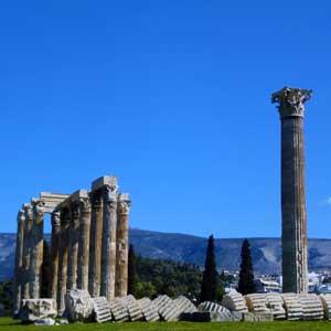 Vandreferie i Grækenland