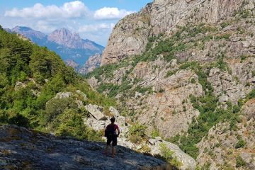 Hiking the Mare a Mare Nord in Corsica