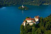 Bled Castle (c) www.slovenia.info, photo