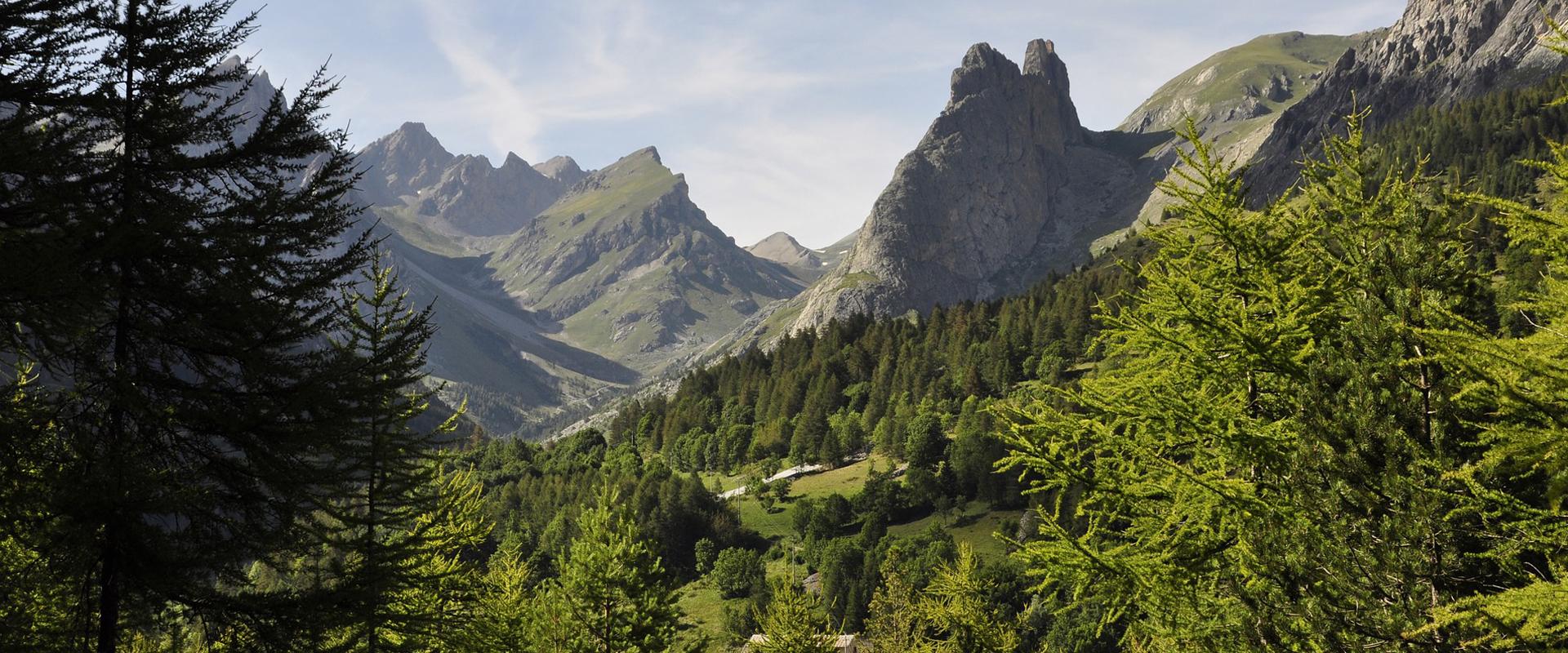 Alperne: Valle Maira