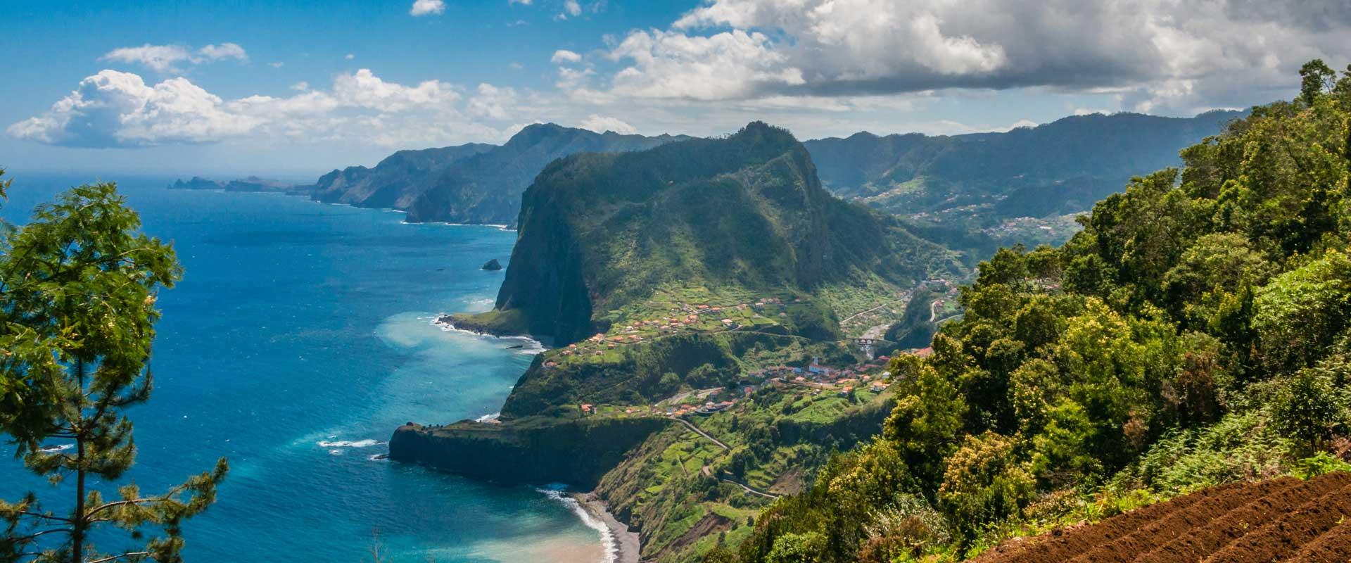 Bjergvandring på Madeira