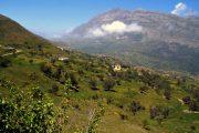 Lefka Ori-bjergene på Kreta