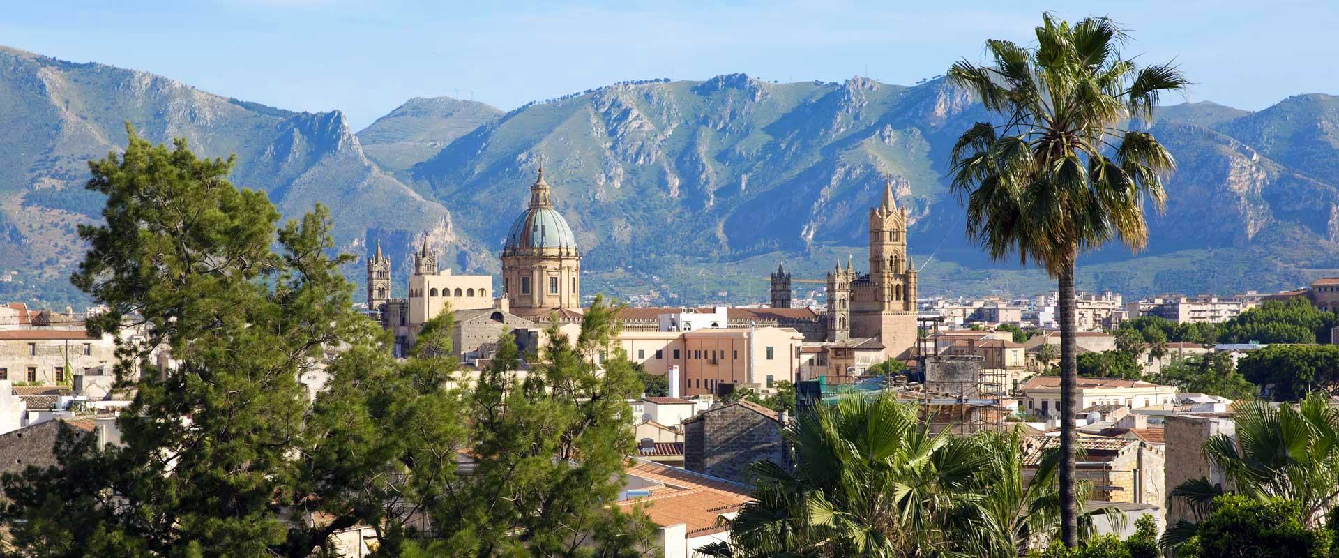 Sicilien: Magna Via Francigena