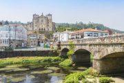 Padron, Camino Portugues