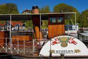 Hjejlen og Hjejlekiosken, Silkeborg.
