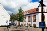 Hærvejskilt i Viborg