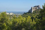Alpilles landscape