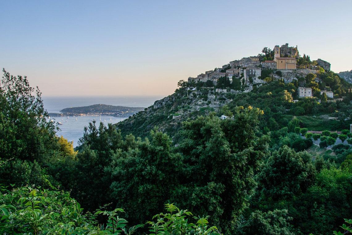 Riviera perched villages - Eze