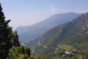 Riviera mountain trails