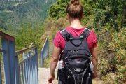 Hiking Sainte Agnes