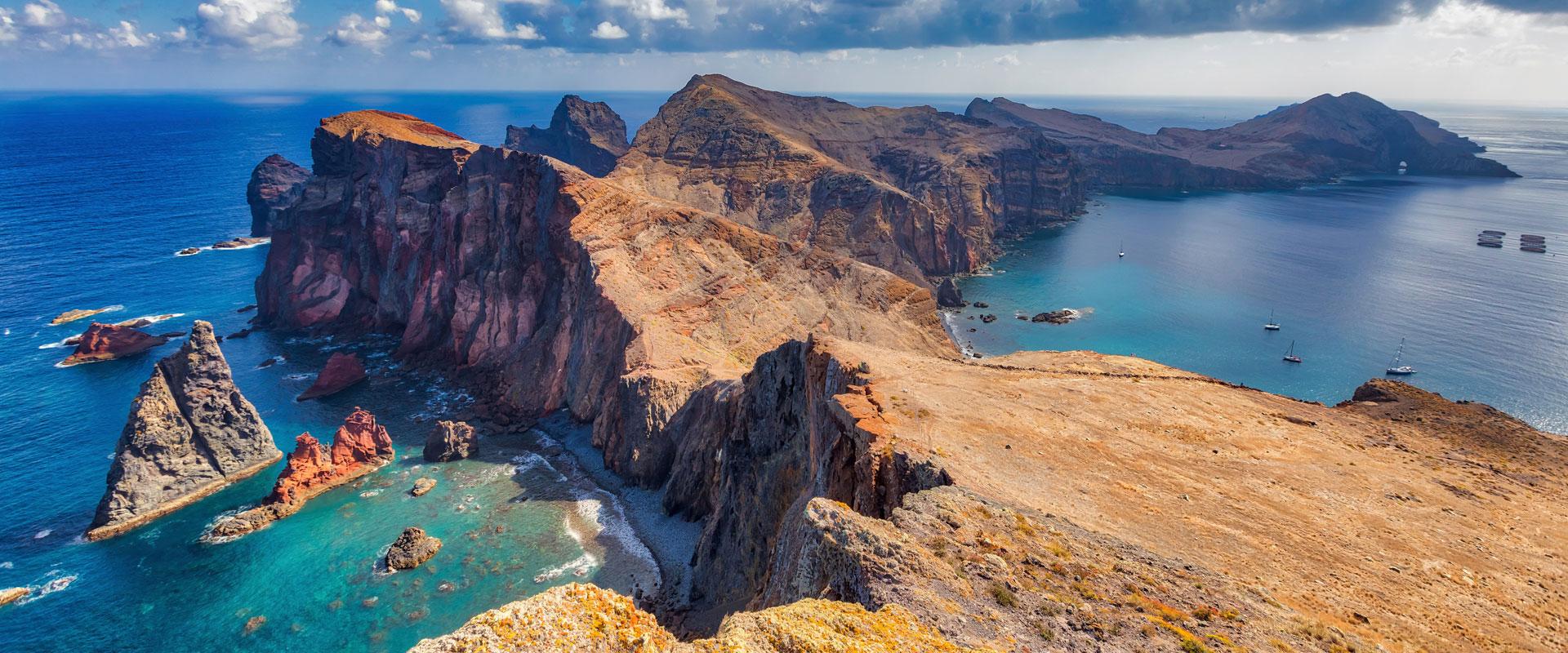 Vintervandring på Madeira