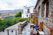 En tepause med udsigt i Capileira