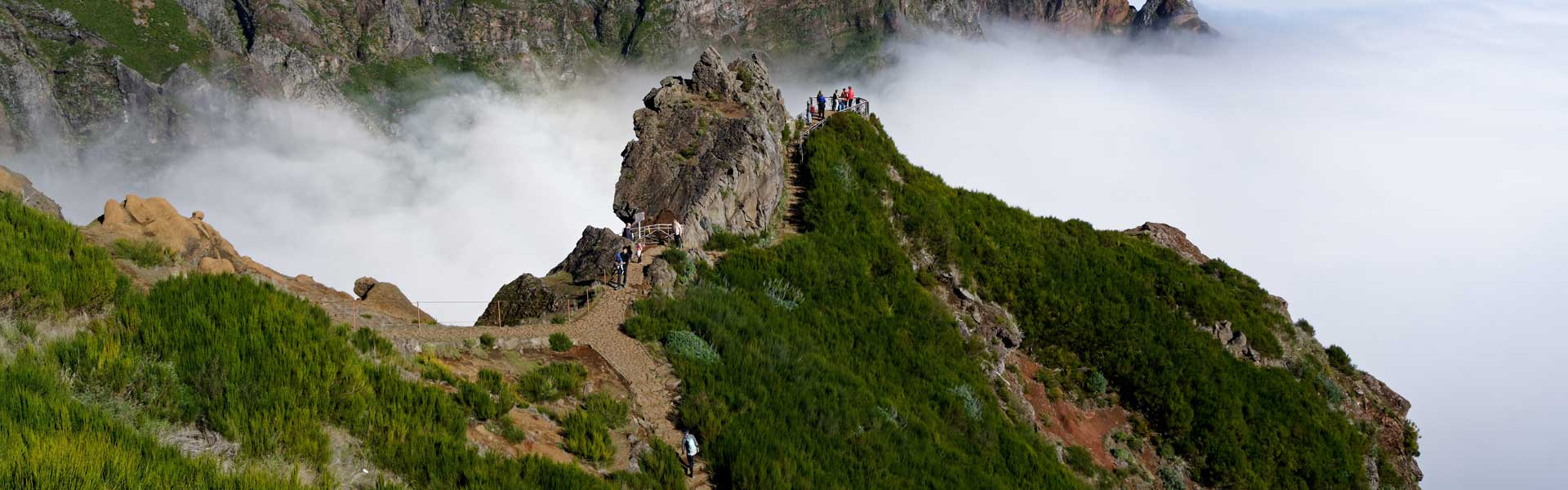 Vandreferie på Madeira