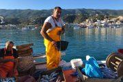 Poros fisherman