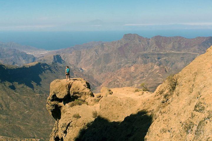 Vandretur på Gran Canaria