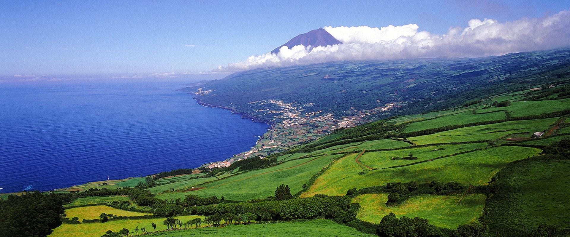 Azorerne: Vandring og øhop