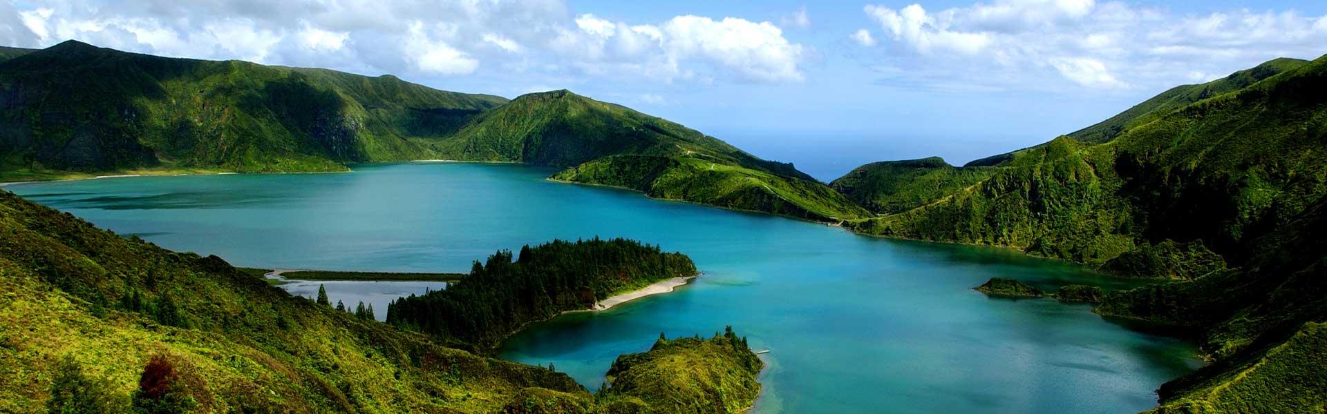 Vandreferie på Azorerne