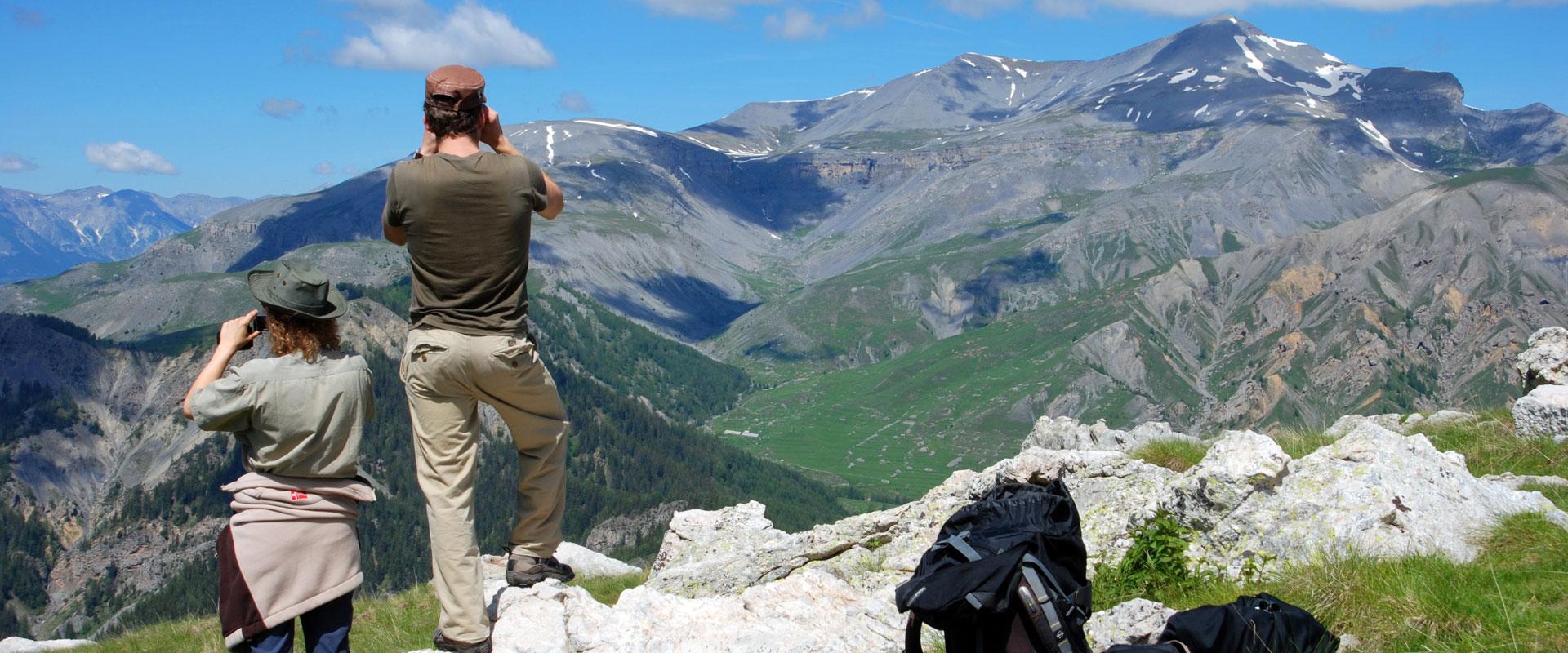 Alperne: Nationalpark Mercantour