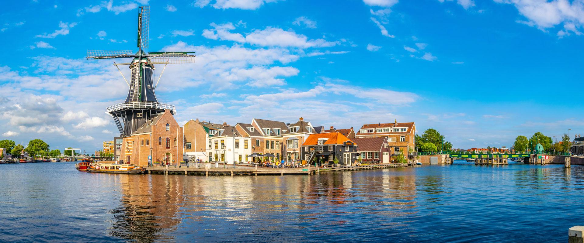 Hollands historiske byer