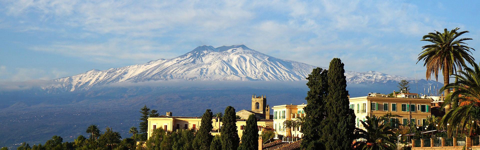 Vandreture Pa Sicilien Vandring Pa Egen Hand I Sicilien