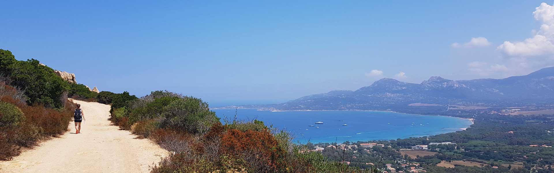 Korsika Vandreferie