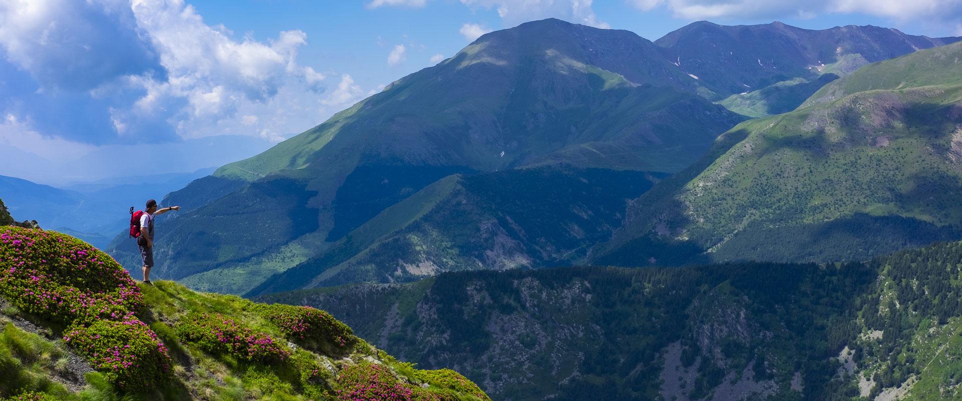 Vandring i Pyrenæerne: Vall de Boí