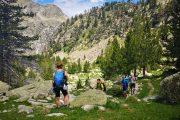 vandring i Vall de Boi