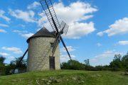 vindmølle i Mont-Dol
