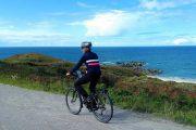Cykling langs Bretagnes kyst