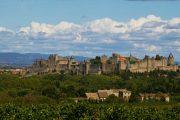 Den dramatiske middelalderby Carcassonne