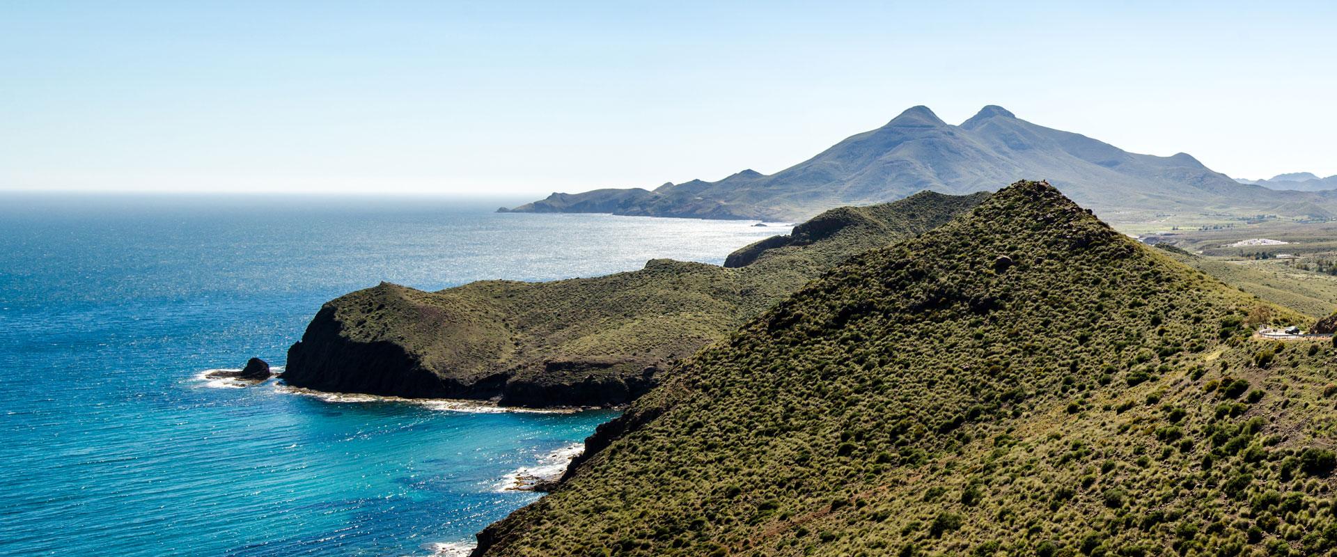 Andalusien: Cabo de Gata